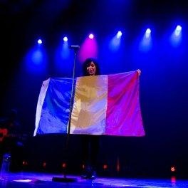 Indila a concertat la Sala Palatului pe 7 decembrie 2014