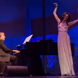 Monica Petrică alături de Richard Clayderman pe 26 martie 2015 - From Paris with Love
