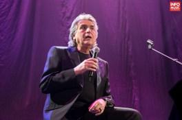 Toto Cutugno înToto Cutugno în concert la Sala Palatului, București, 2015 concert la Sala Palatului, București, 2015