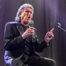 Toto CutugToto Cutugno în concert la Sala Palatului, București, 2015no în concert la Sala Palatului, București, 2015