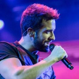 Concert Pablo Alboran la Sala Palatului din Bucuresti pe 27 mai 2015