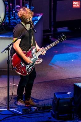 OneRepublic în concert la Arenele Romane din București pe 4 iunie 2015
