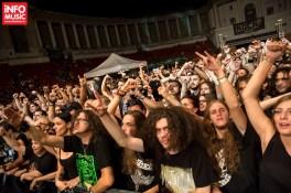 Concert Black Label Society la Arenele Romane pe 27 iulie 2015