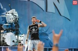 Concert Helloween la București pe 1 iulie 2015