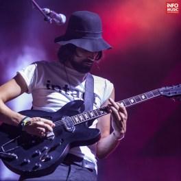 Kasabian în concert la Summer Well pe 9 august 2015