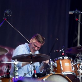 The Maccabees în concert la SummerWell 2015