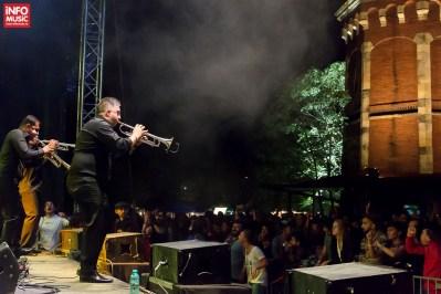 Fanfare Ciocarlia la Balkanik Festival 2015