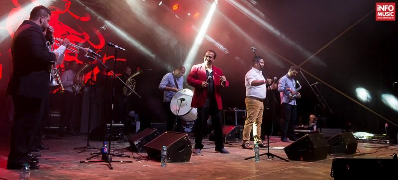 Kocani Orkestra la Balkanik Festival 2015