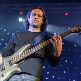 Mircea Muntenita (bas) alături de Adrian Naidin în concert la Sala Palatului pe 22 decembrie 2015