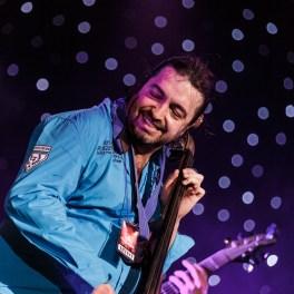 Adrian Naidin și trupa sa în concert la Sala Palatului pe 22 decembrie 2015
