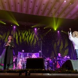 IRIS în concertul ROCKOLINDE de pe 22 decembrie 2015