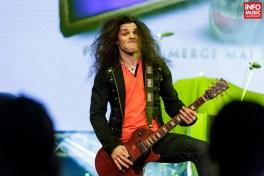 """Adrian """"Sinner"""" Rus - Concert 9.7 RICHTER în deschidere pentru Cargo la Arenele Romane pe 18 martie 2016"""