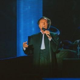 Concert Julio Iglesias la Iasi pe 11 mai 2016