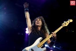 Concert Iron Maiden la Rock The City 2016