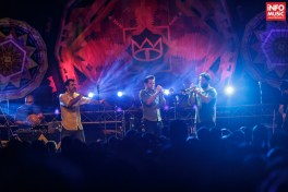 Concert Cat Empire la Arenele Romane pe 23 octombrie 2016