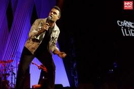 Cornel Ilie în concertul Damian & Brothers de pe 31 martie 2017