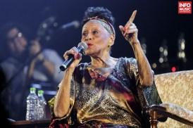 Omara Portuondo în concert la București - 2017