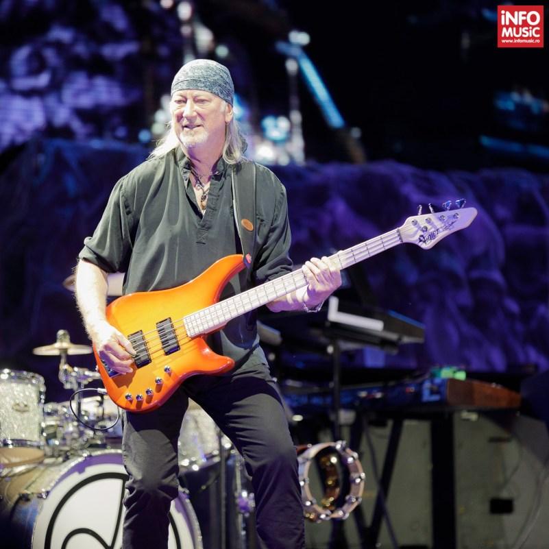 Deep Purple în concert la Romexpo București pe 13 mai 2017