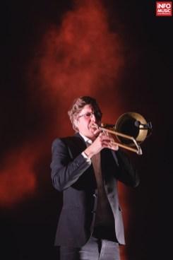 Concert Parov Stelar - The Burning Spider Tour la Arenele Romane pe 16 iunie 2017