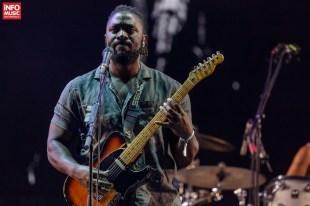 Kele Okereke - Bloc Party în concert la TimeShift Festival 2017