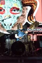 Trupa Domino invitată de The Mono Jacks pe 3 noiembrie 2017 în Fratelli