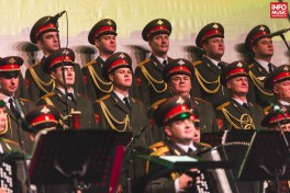 Concert The Red Army Choir la Sala Palatului