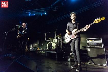 Concert The Mono Jacks pe 3 noiembrie 2017 în Fratelli