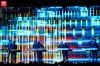 Kraftwerk 3D la București pe 1 martie 2018