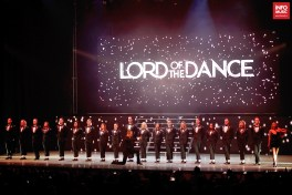 Concert Lord of The Dance la Sala palatului pe 13 aprilie 2018