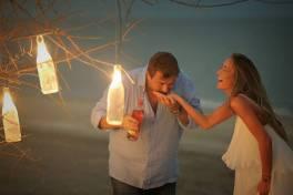"""Horia Brenciu și Diana Munteanu la filmarea videoclipului """"Poftă de băut"""""""