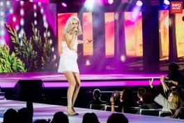 Lidia Isac (Republica Moldova) la Cerbul de Aur 2018 - A doua seara de Festival