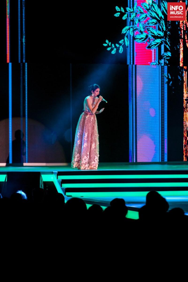 Dora Gaitanovici (România) la Cerbul de Aur 2018 - A doua seara de Festival