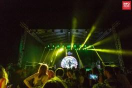 Lady Leshurr în concert la Festivalul Summer Well 2018