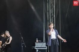 Tom Grennan la Festivalul Summer Well 2018