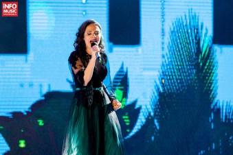 Raluca Blejușcă (România) la Cerbul de Aur 2018 - A treia seara de Festival