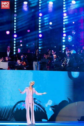 Lidia Isac (Republica Moldova) la Cerbul de Aur 2018 - A treia seara de Festival