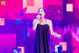 Amaliya Margaryan (Armenia) la Cerbul de Aur 2018 - A treia seara de Festival