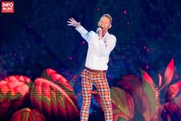 Karl William Lund (Marea Britanie) la Cerbul de Aur 2018 - A treia seara de Festival
