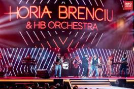 Horia Brenciu & HB Orchestra la Cerbul de Aur pe 31 august 2018