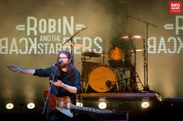 Robin and the Backstabbers în concertul About Us de la Arenele Romane pe 21 septembrie 2018