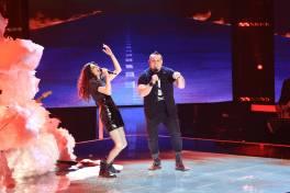 Alma Boiangiu și Ovidiu Anton în finala Vocea României 2018