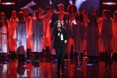 Dora Gaitanovici în finala Vocea României 2018