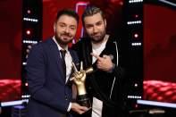 Smiley alături de Bogdan Ioan, câștigătorul trofeului Vocea României 2018
