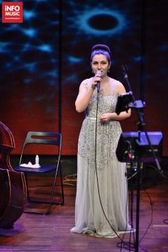 Luiza Zan în concert la ARCUB pe 14 februarie 2019