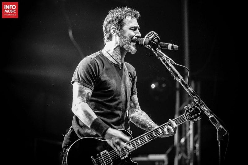 Concert Godsmack la Arenele Romane pe 31 martie 2019