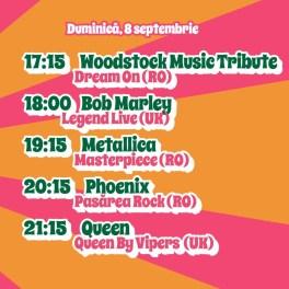 HeyDay Festival 2019 - Program duminică
