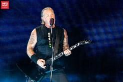 James Hetfield, solistul Metallica