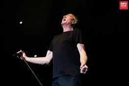 Ian Gillan, solistul Deep Purple în concert la Cluj-Napoca pe 10 decembrie 2019