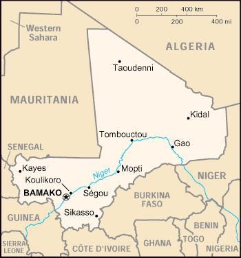 Pentagon Announces Troop Deployment in 35 African Nations mali