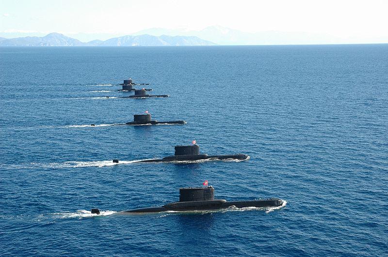 Photo: Turkish Naval Forces via Wikimedia Commons